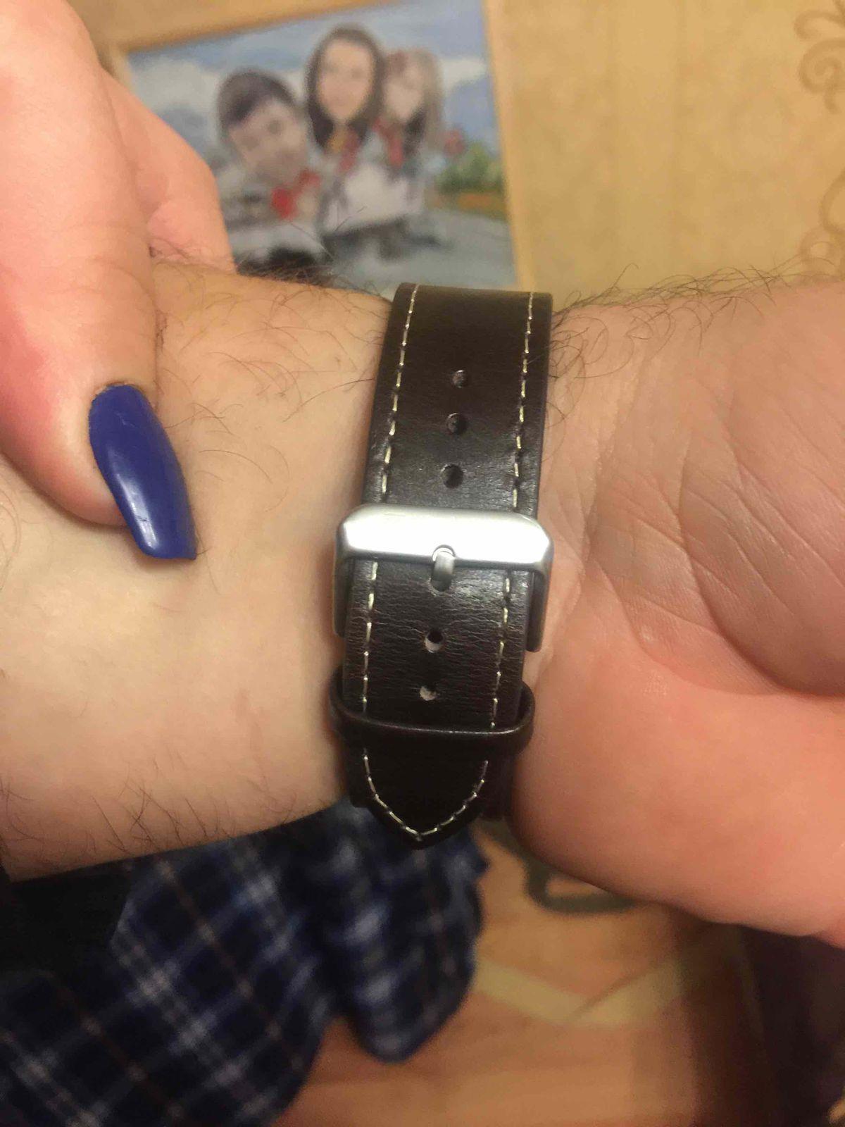 Прям часы для настоящего мужика!