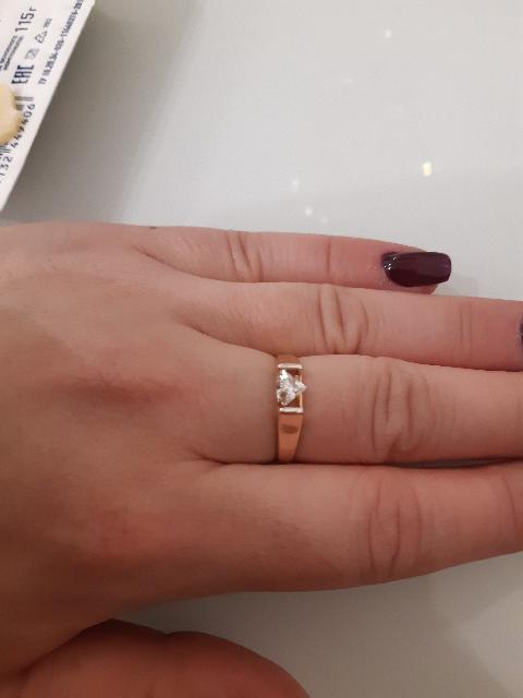 Кольцо классное.