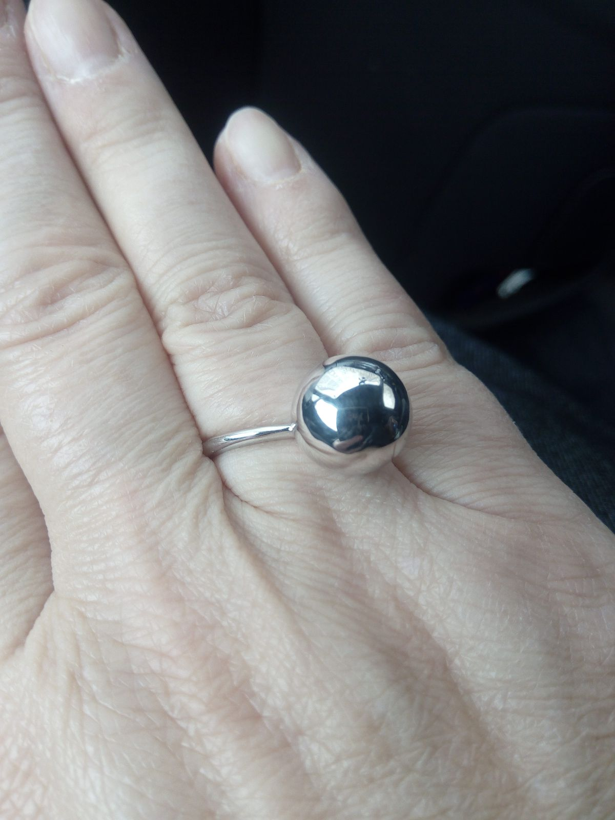Кольцо—шар.