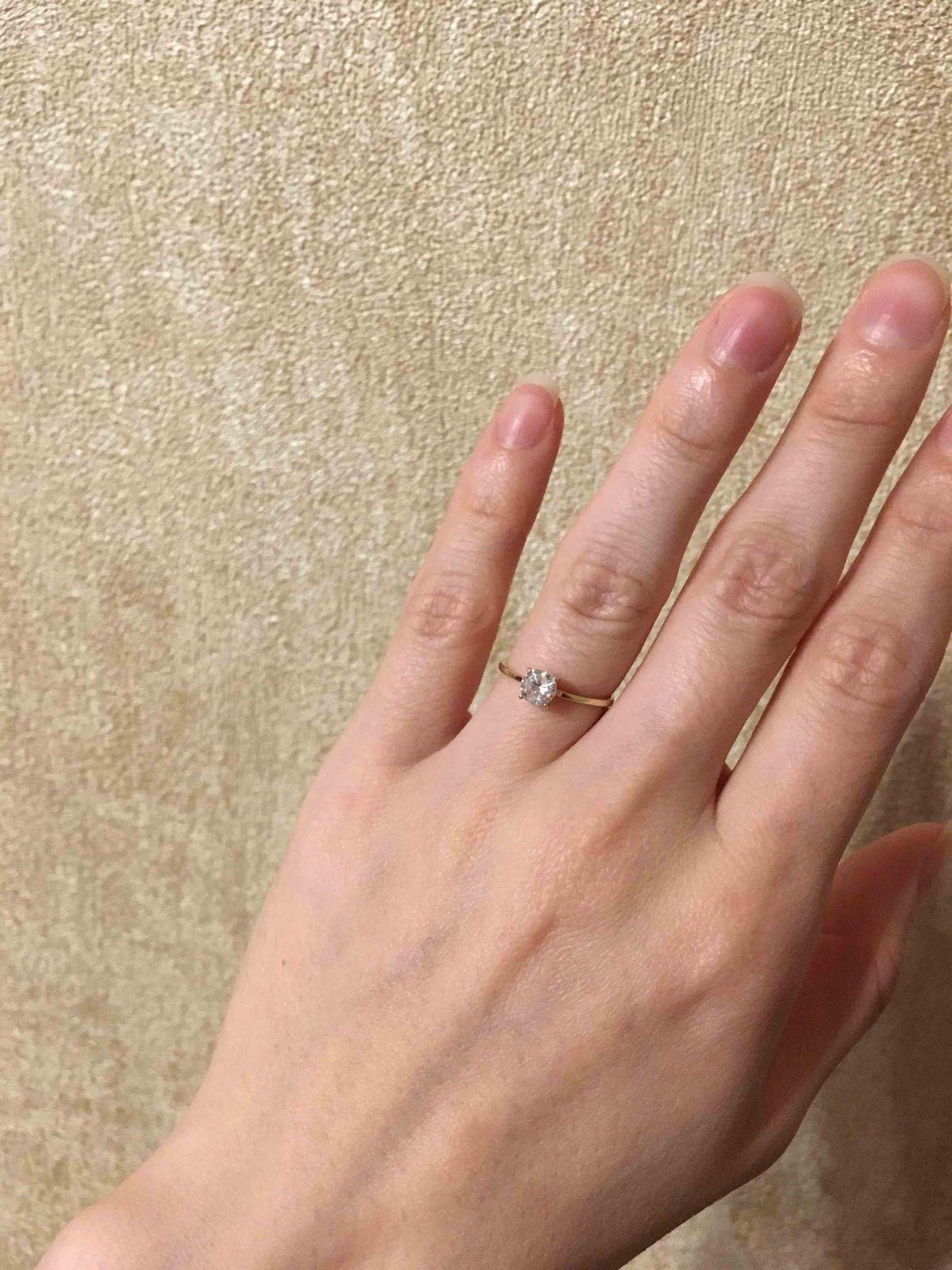 Самое нежное кольцо!