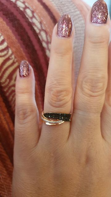 Изумительное кольцо-мечта