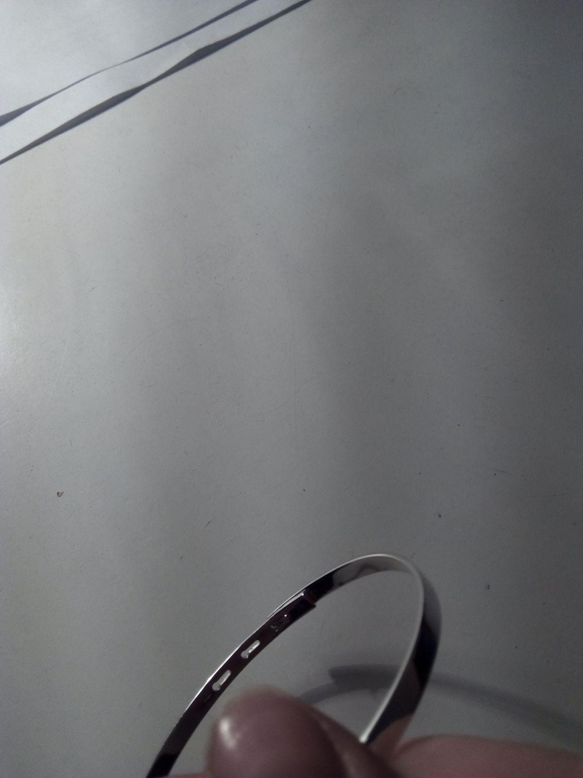 Браслет с надписью(серебро)