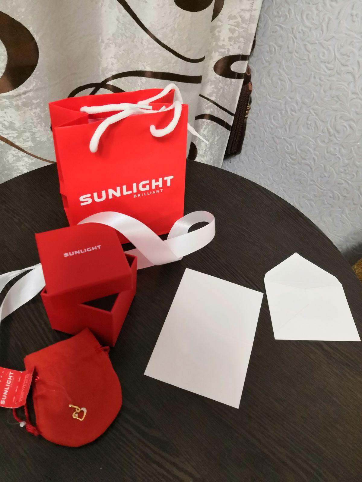 Так рада, что SUNLIGHT дарит прекрасное настроение!)