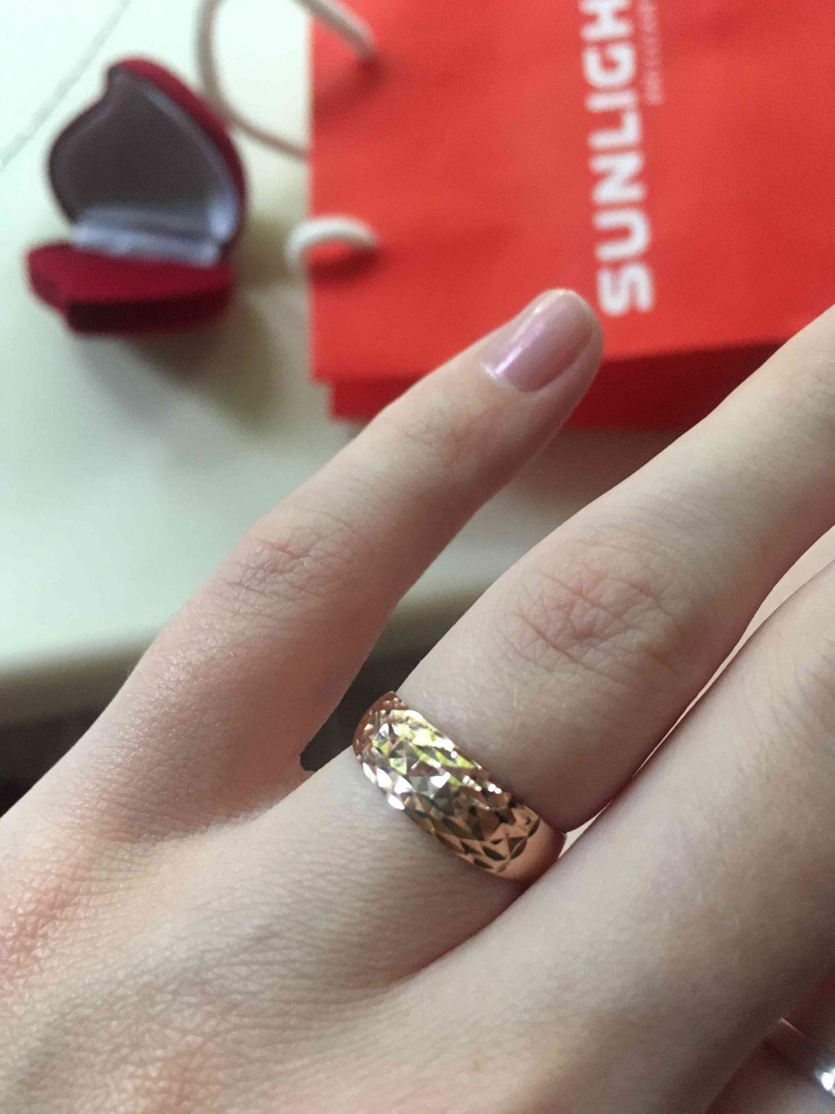 Кольцо 16.5 размер.