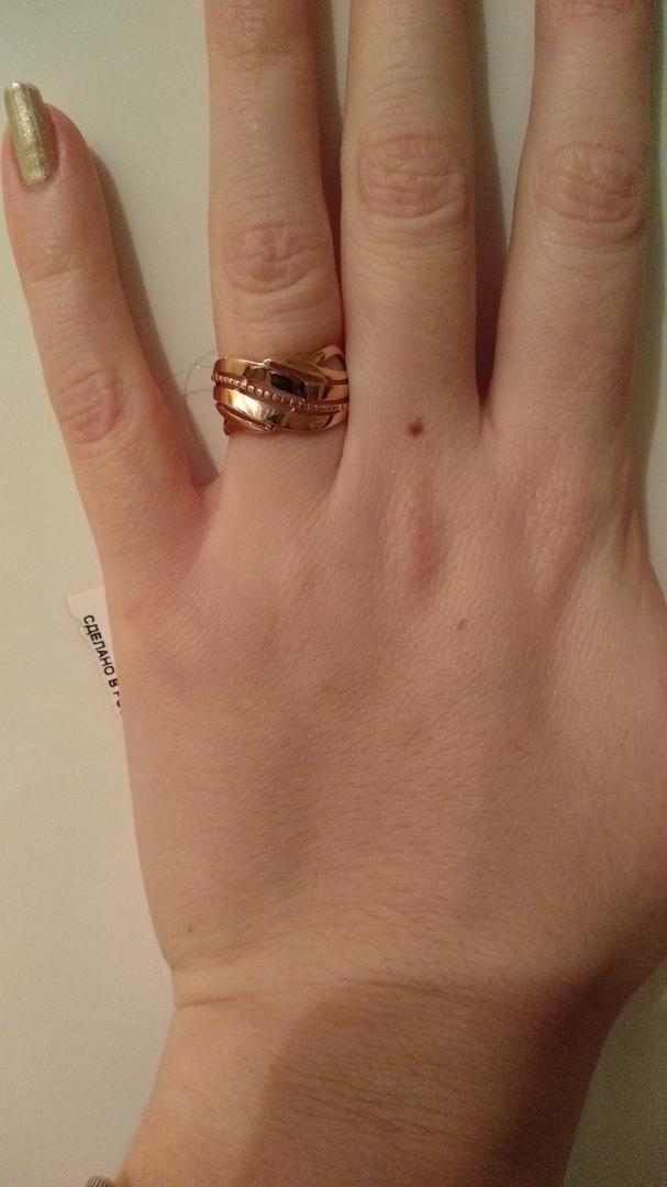 Кольцо без вставок.