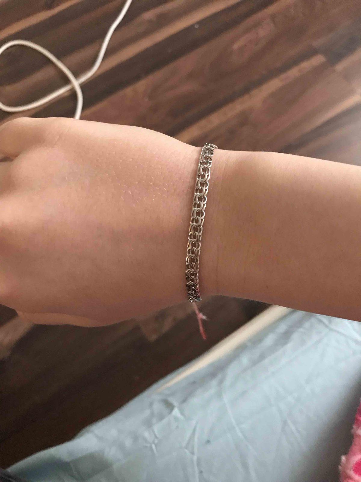 Универсальный, красивый и не дорогой браслет!