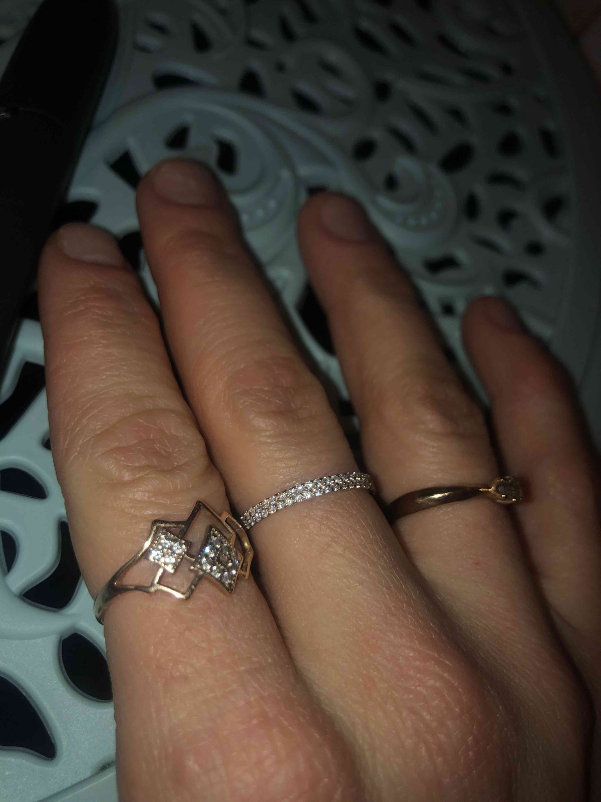 Потрясающее кольцо!