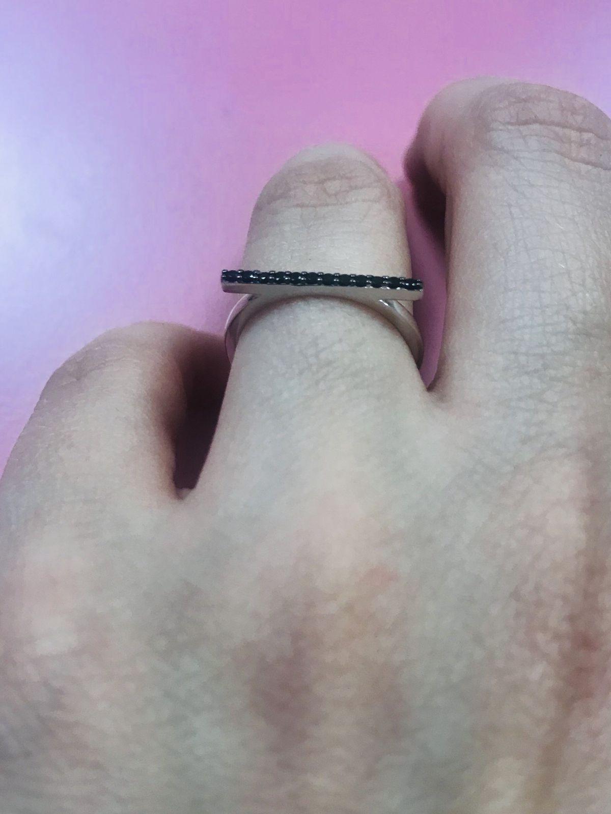 Кольцо на тонкие пальцы