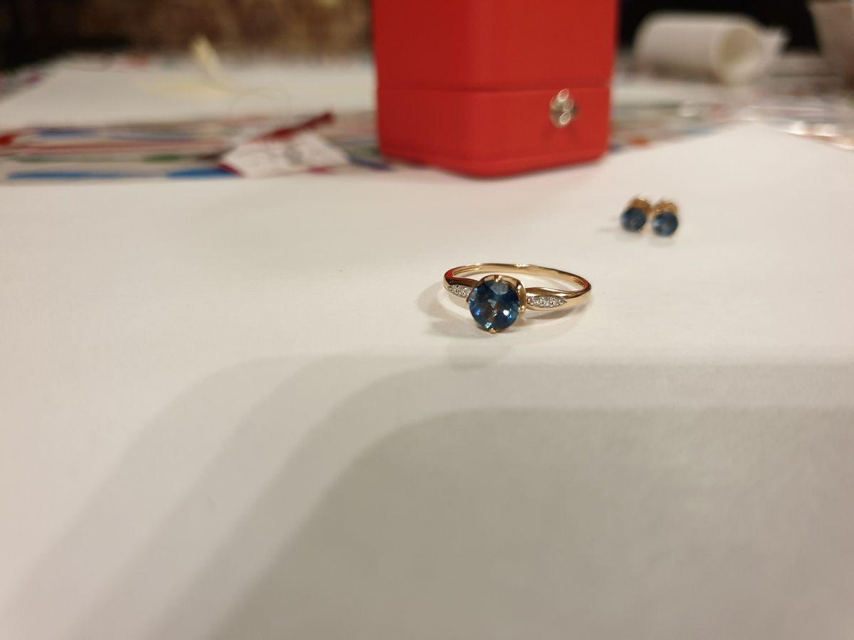 Моя любовь - это кольцо!