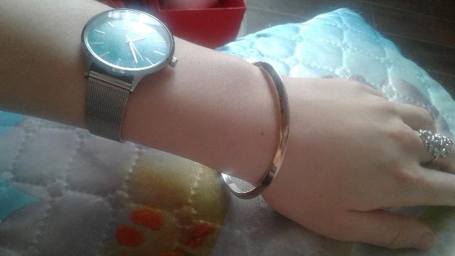 "Часы ""Морская волна"" :)"