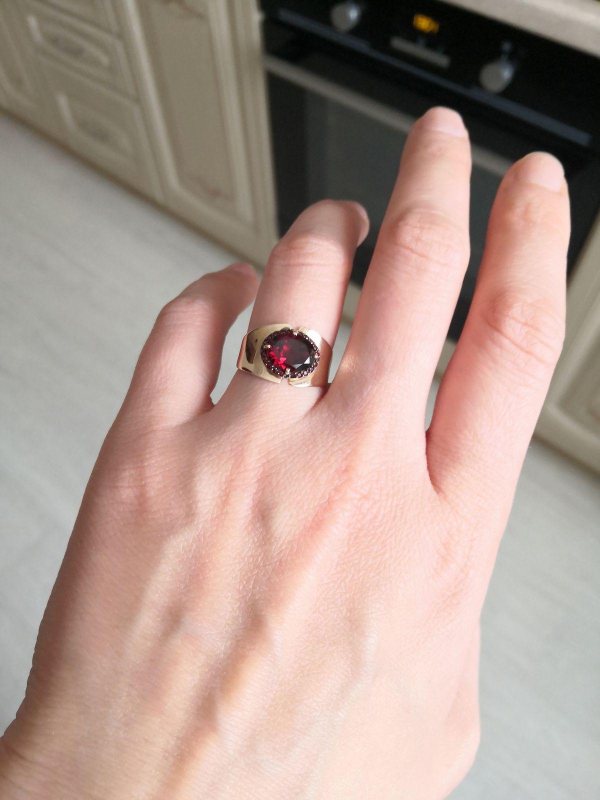 Шикарное кольцо!!!
