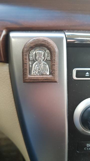 Икона серебро