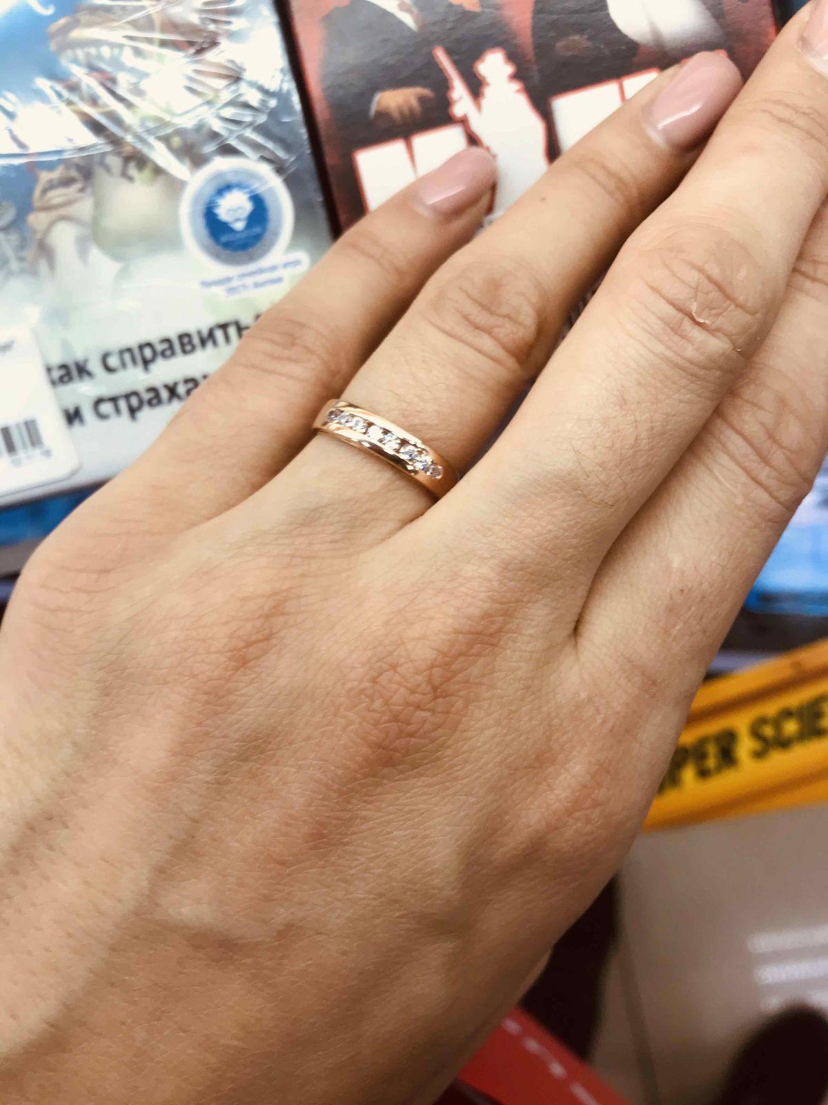 Супер кольцо с хорошим дизайном