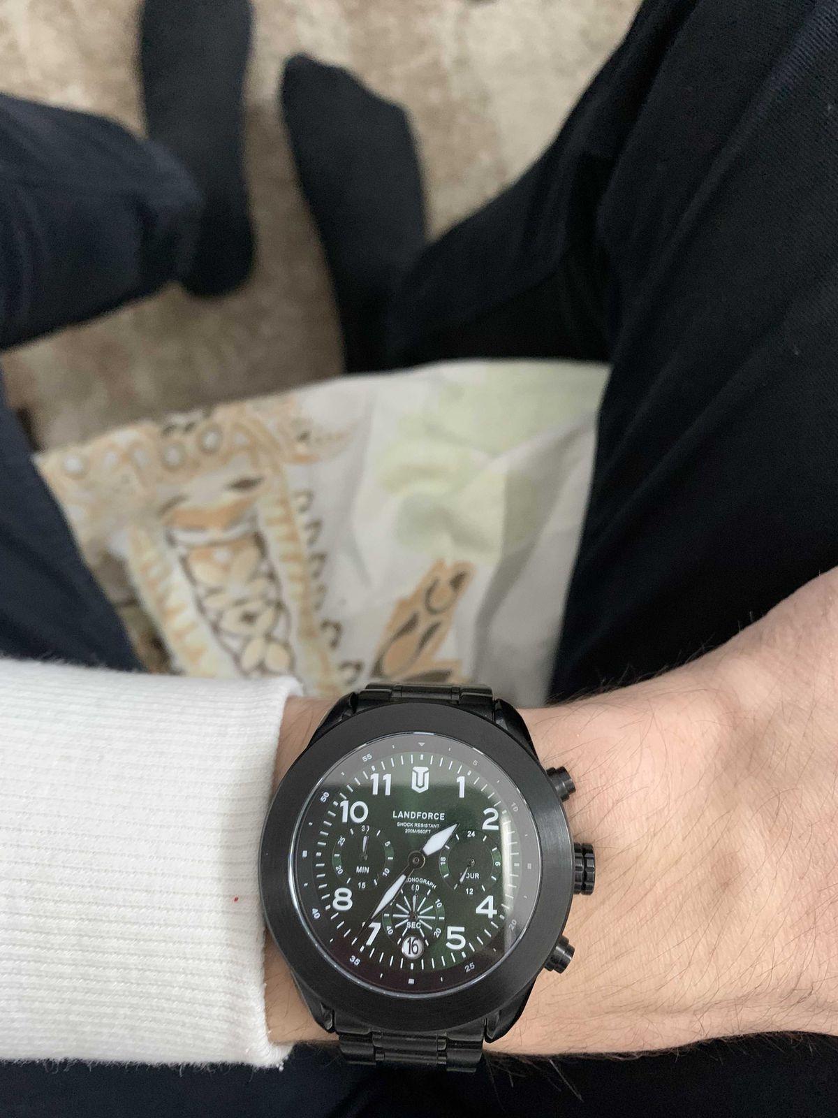 Часы Landforce, подарок на НГ