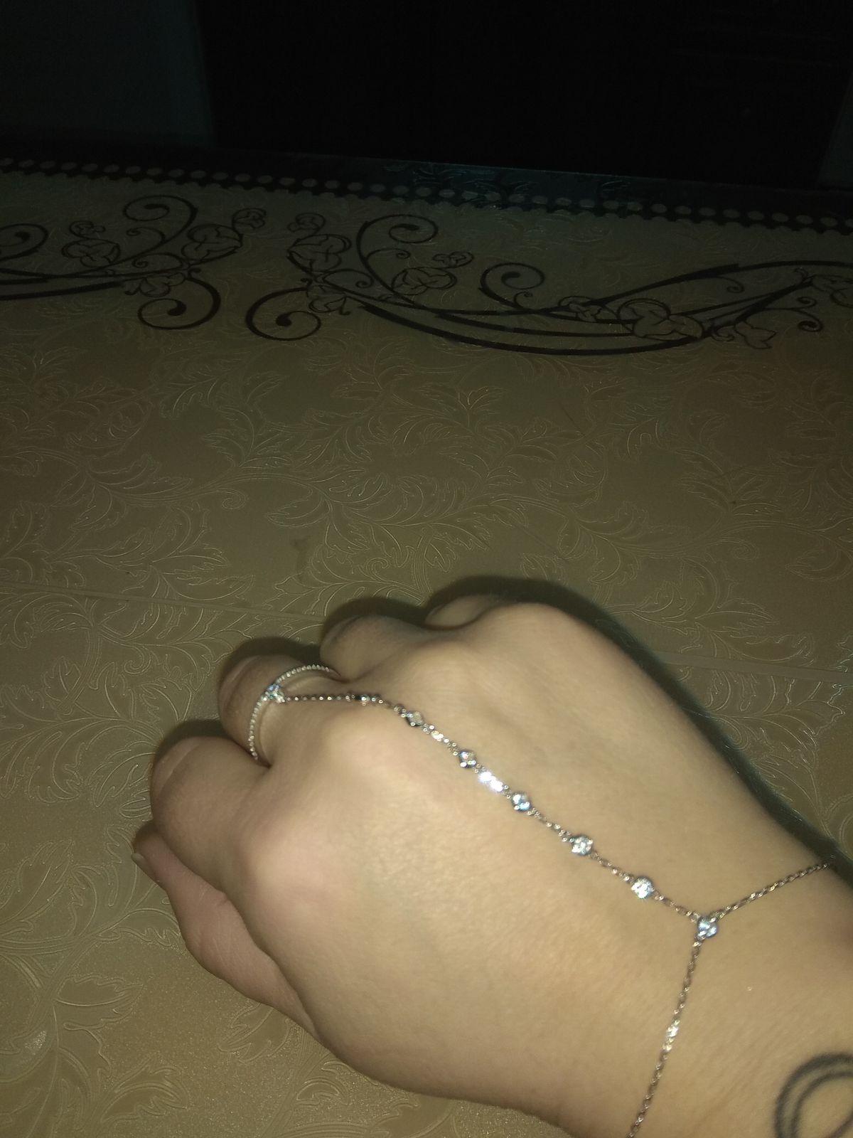 Кольцо- браслет