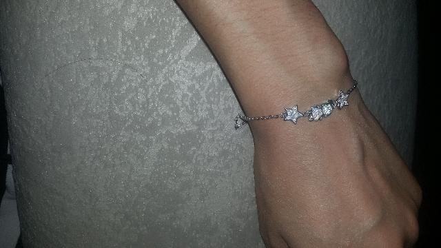 Нежный браслет для мамы
