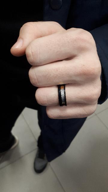 Бомбический вид кольца