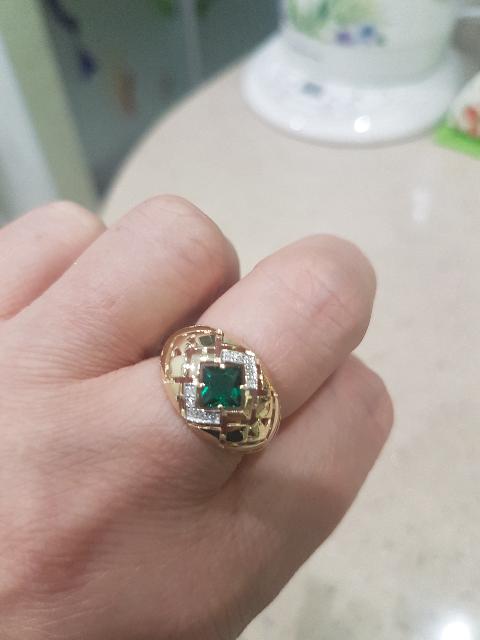 Кольцо прекрасное...
