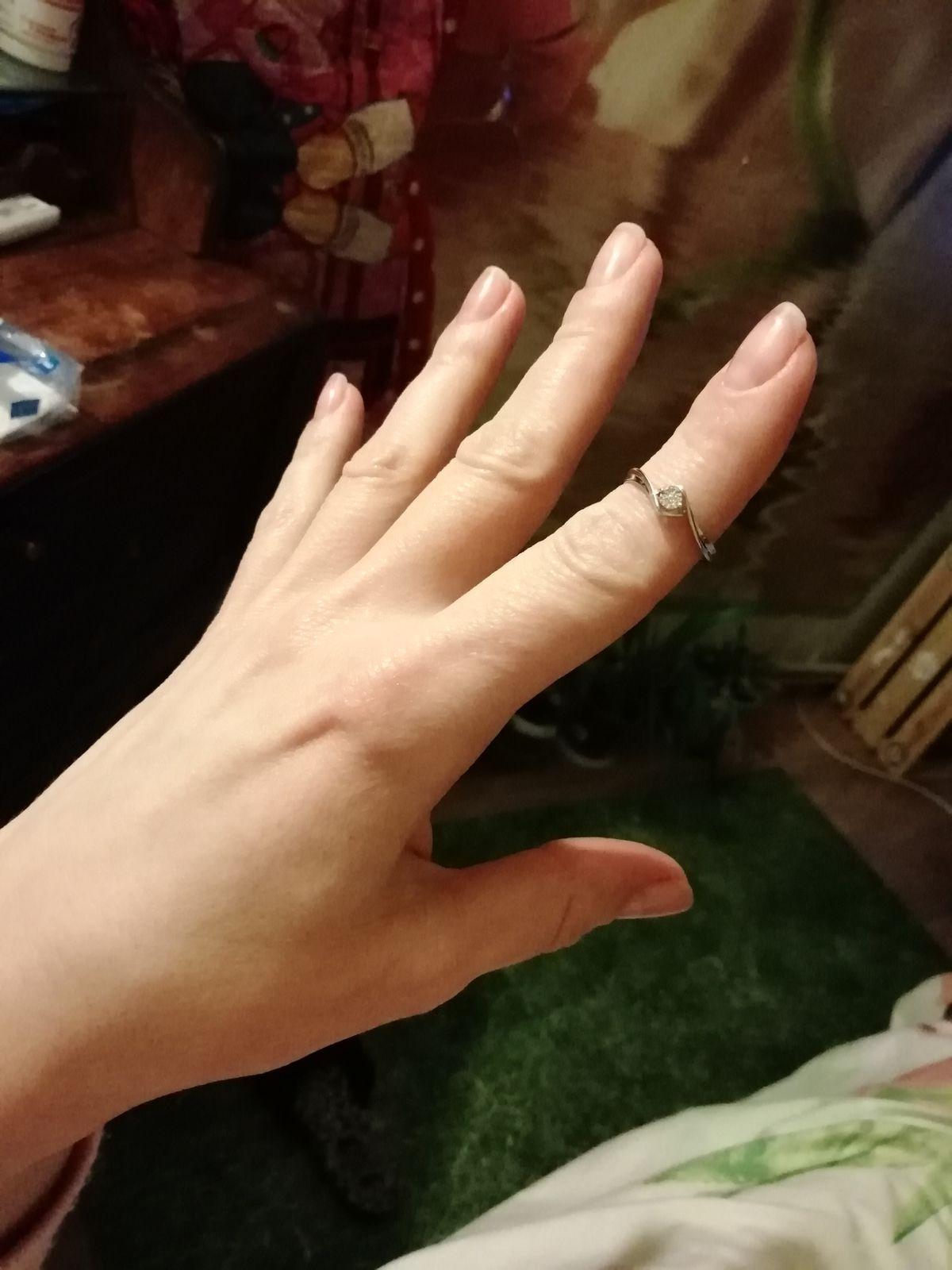 Кольцо санлайт18