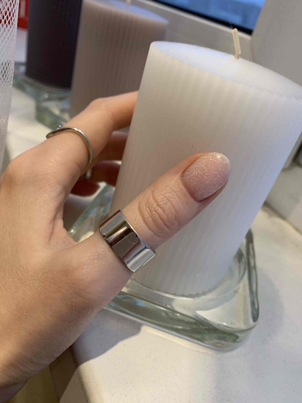 Локаничное кольцо на каждый день!