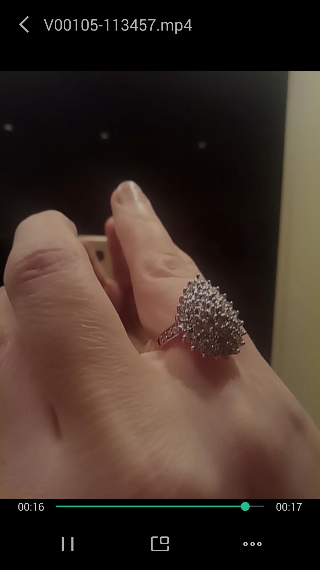 Великолепное кольцо для королевы