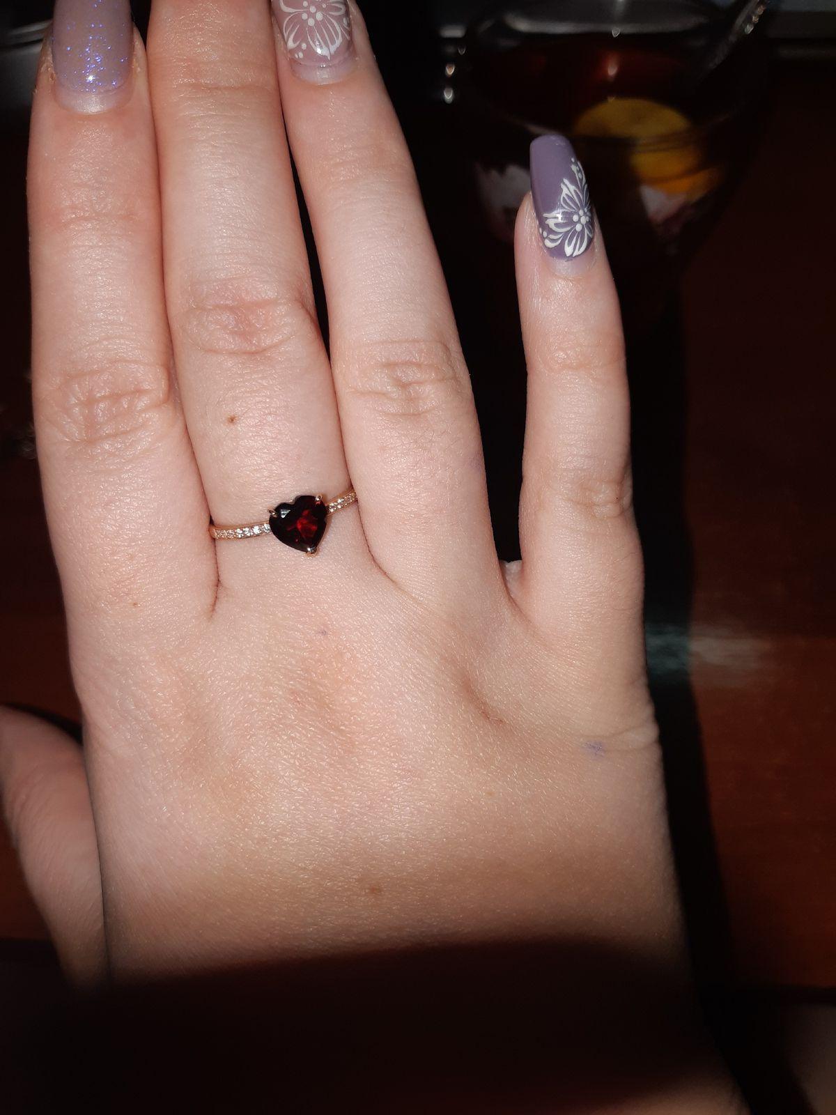 Давно хотела это кольцо!