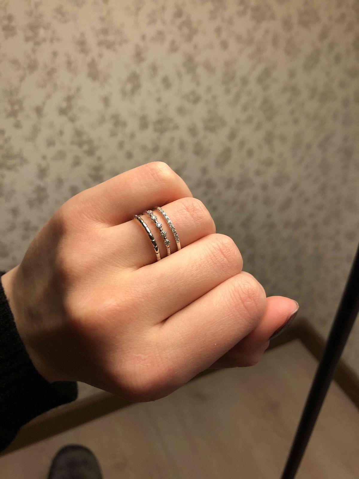 Лаконичное кольцо )
