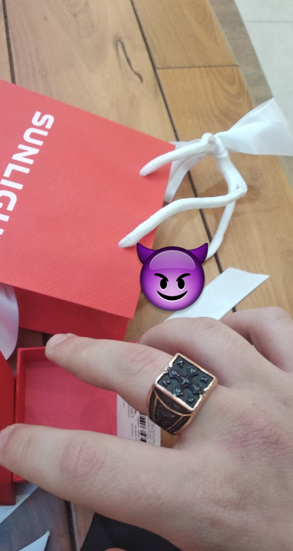 Топ перстень