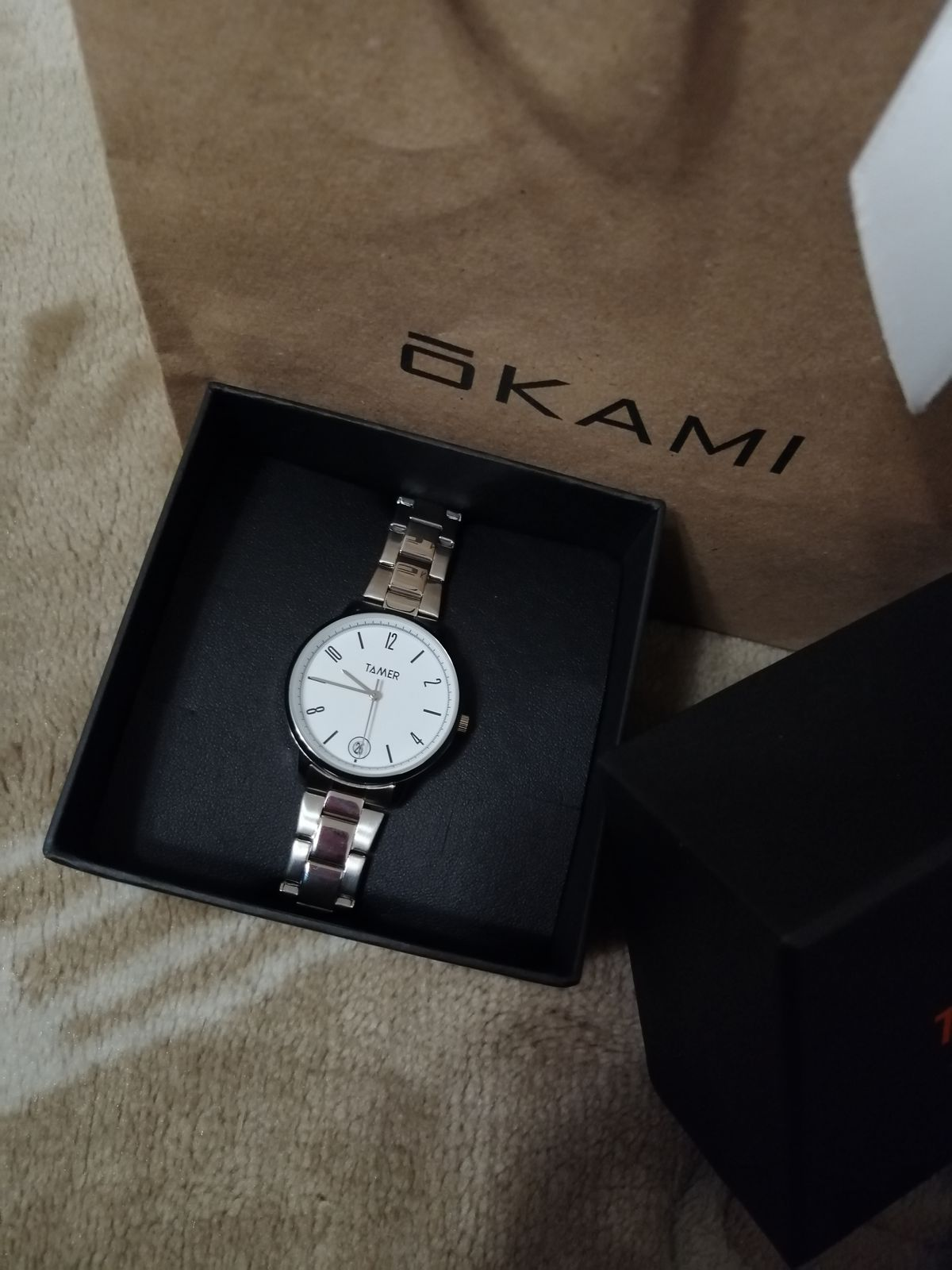 Шикарные часы, очень довольна покупке.