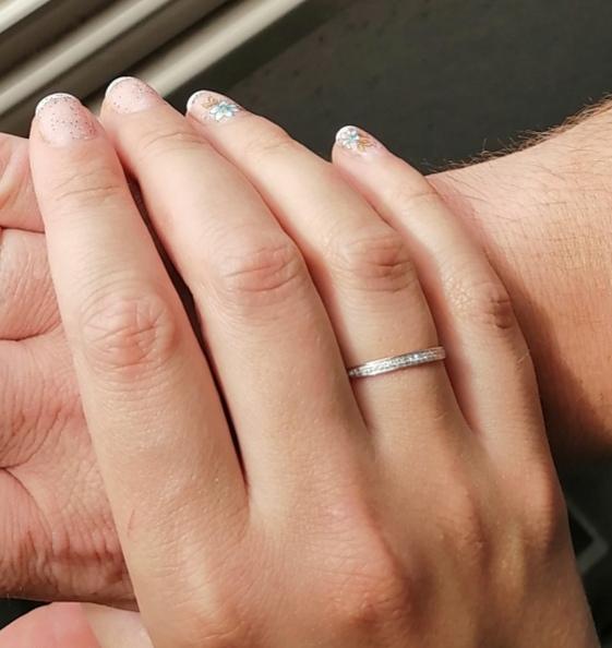 Мерцающее кольцо