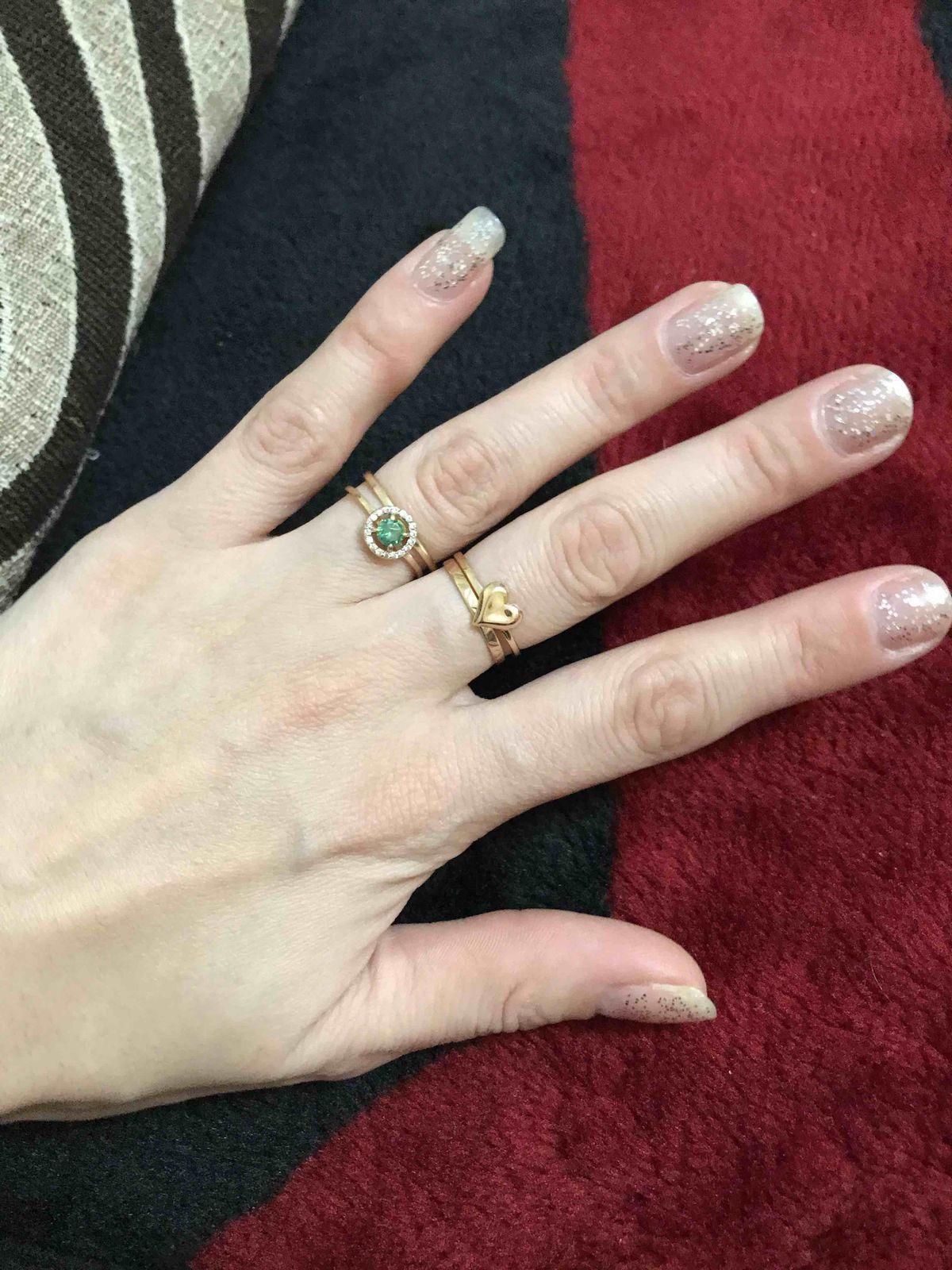 Колечко колечко кольцо