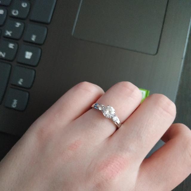 Это прекрасное кольцо