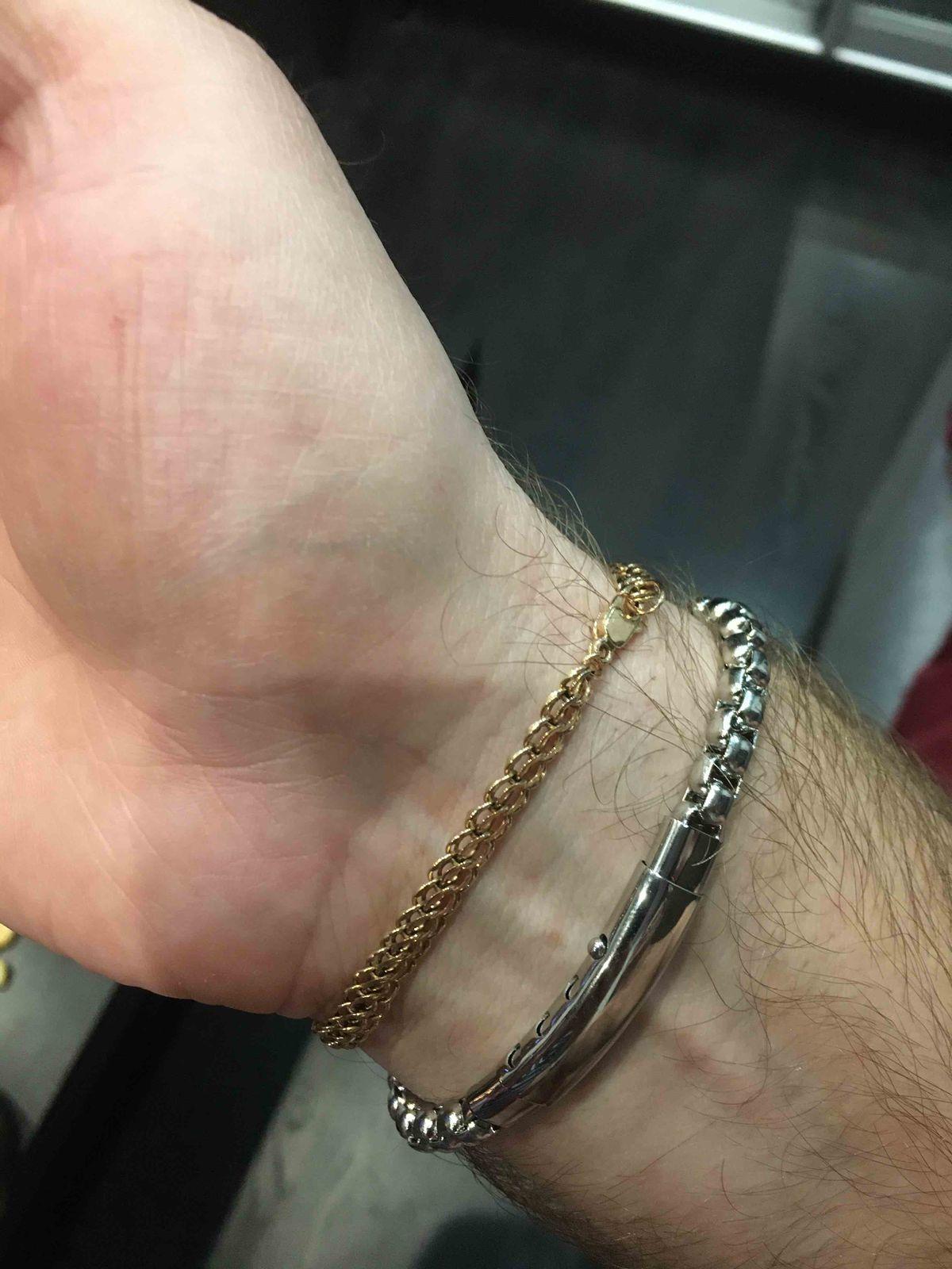 Шикарный браслет