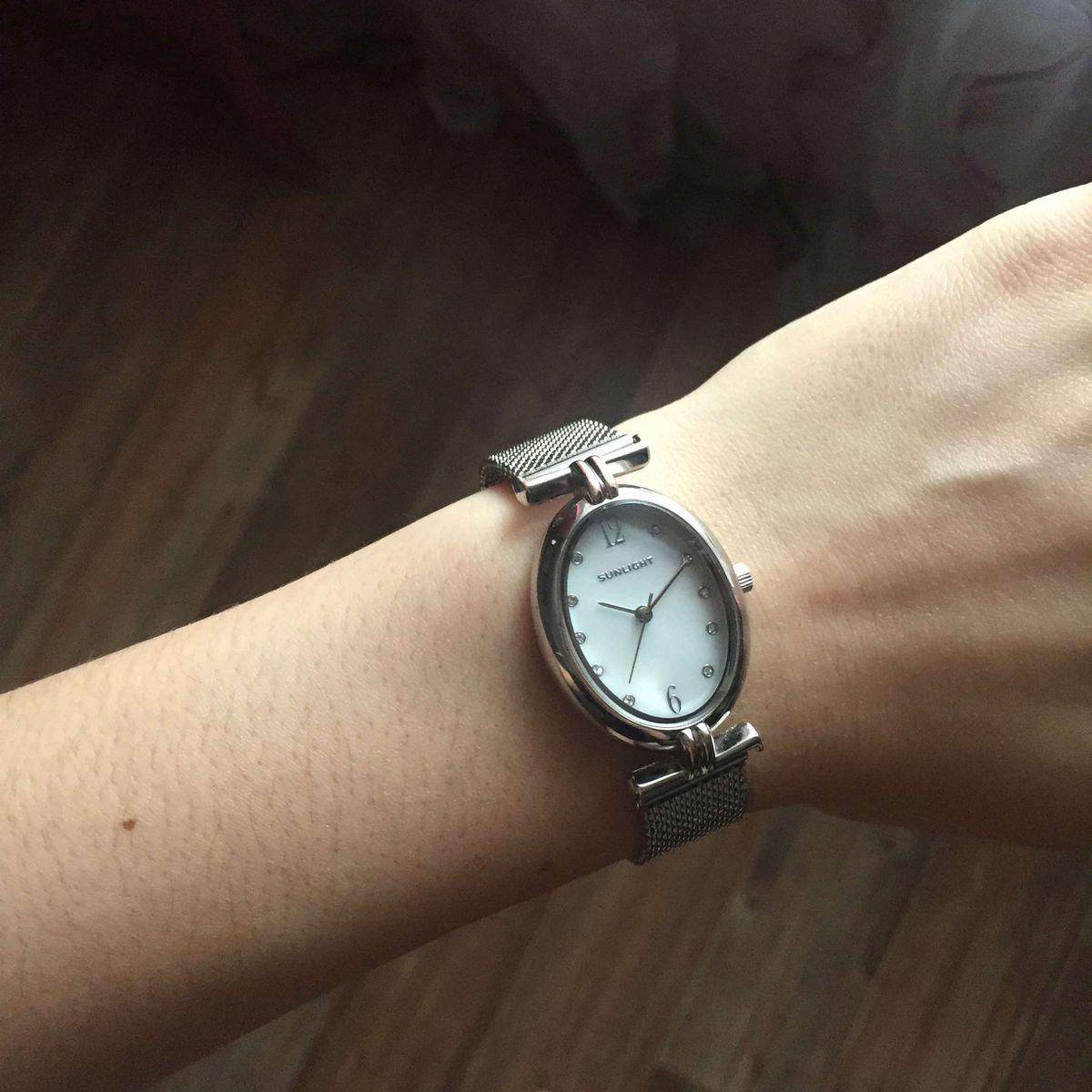 Подарили эти часы на 1 сентября