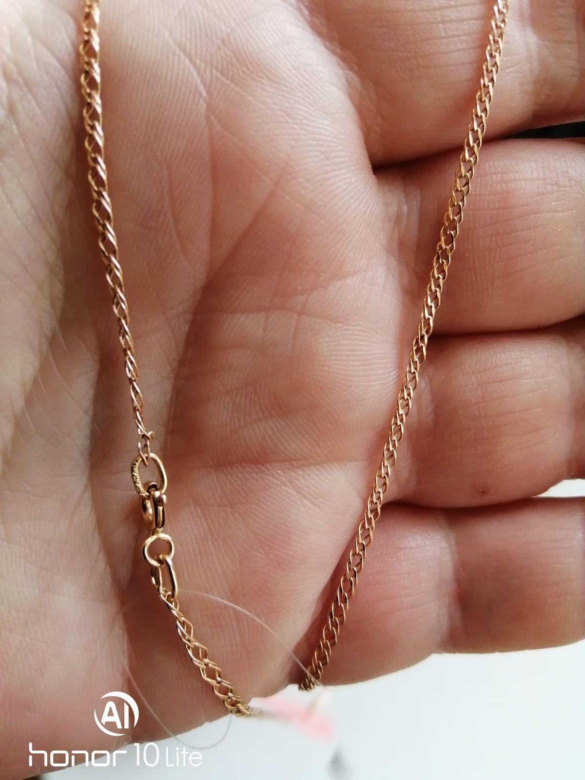 Золотая цепочка для любимой