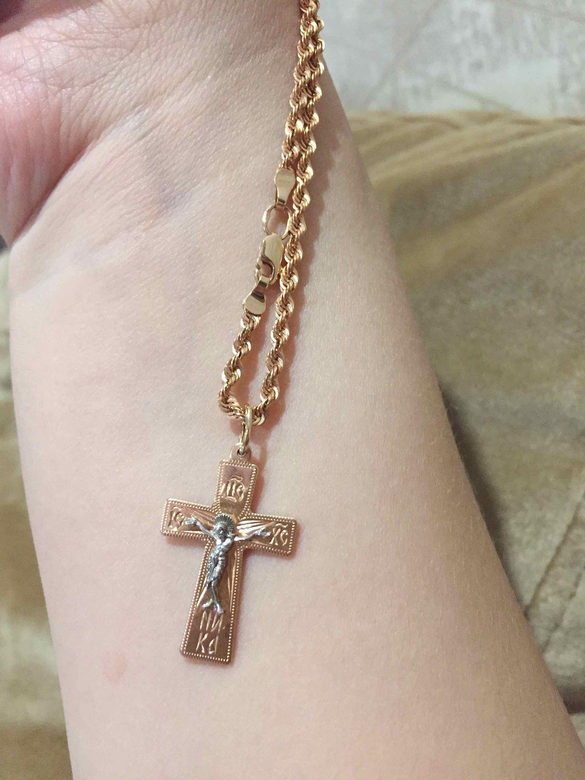 Любимый крестик:)