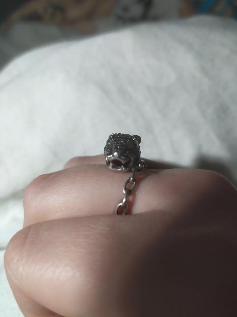 Кольцо-пантера