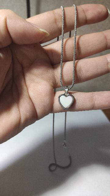 Серебряная цепочка.