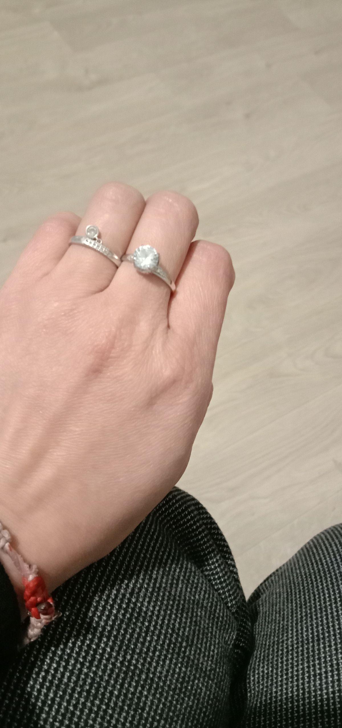 Кольцо просто прелесть