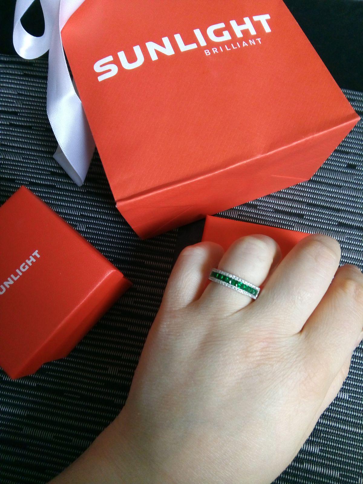Необычное кольцо!)