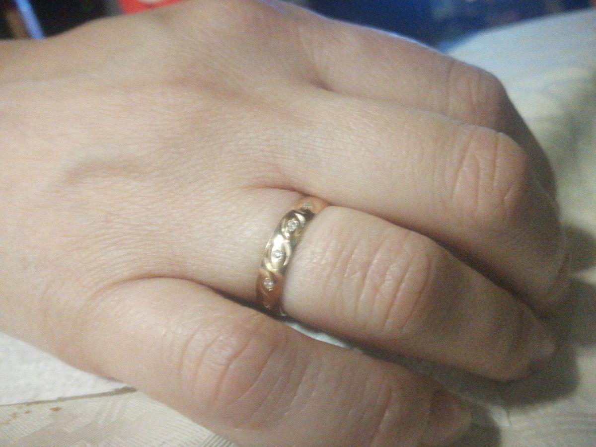Отзыв на кольцо