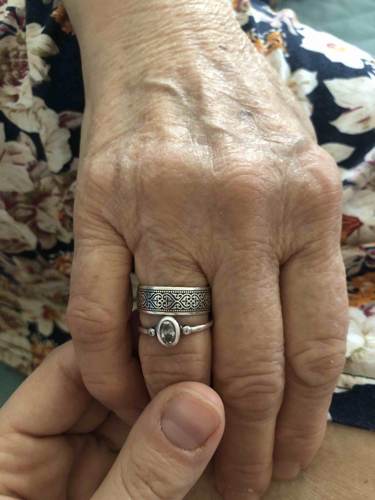 Стильное и удобное кольцо