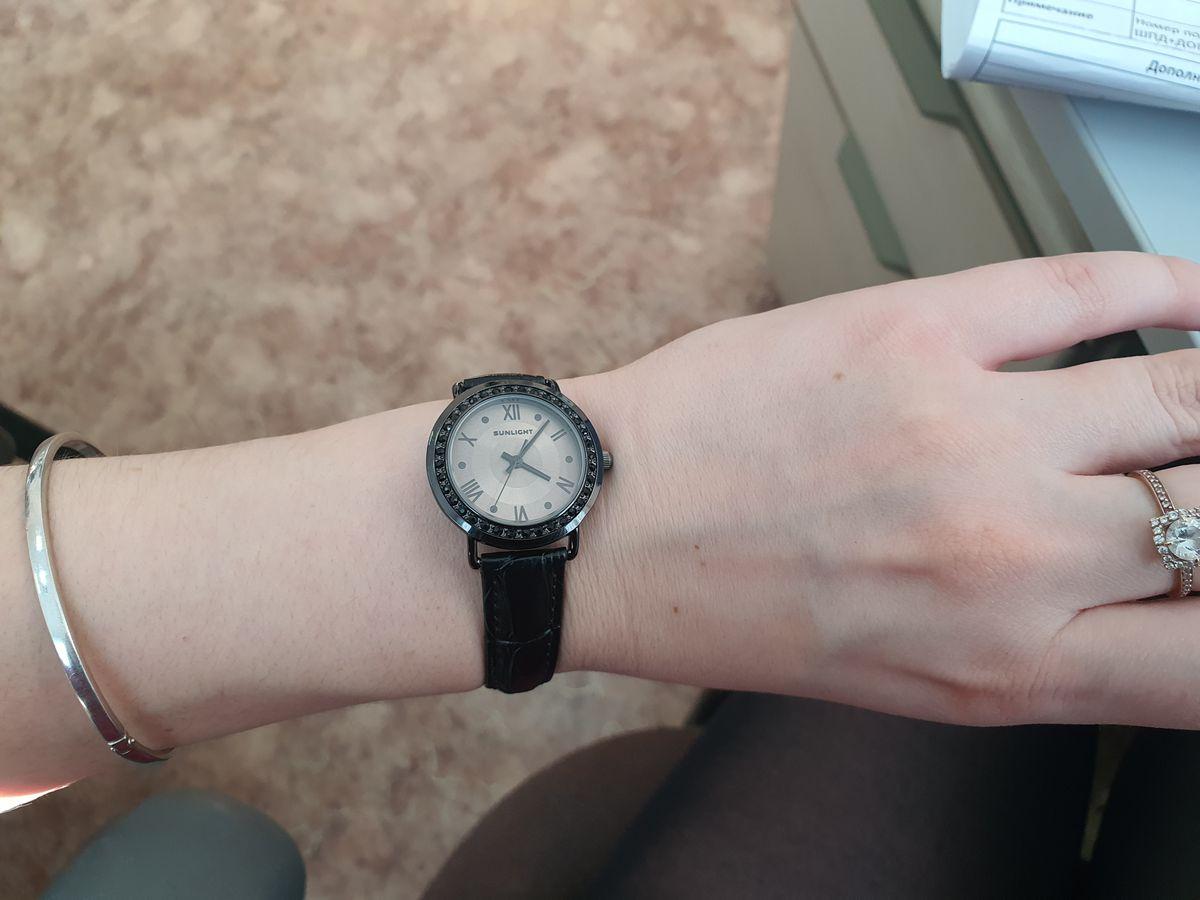 Клёвые часы