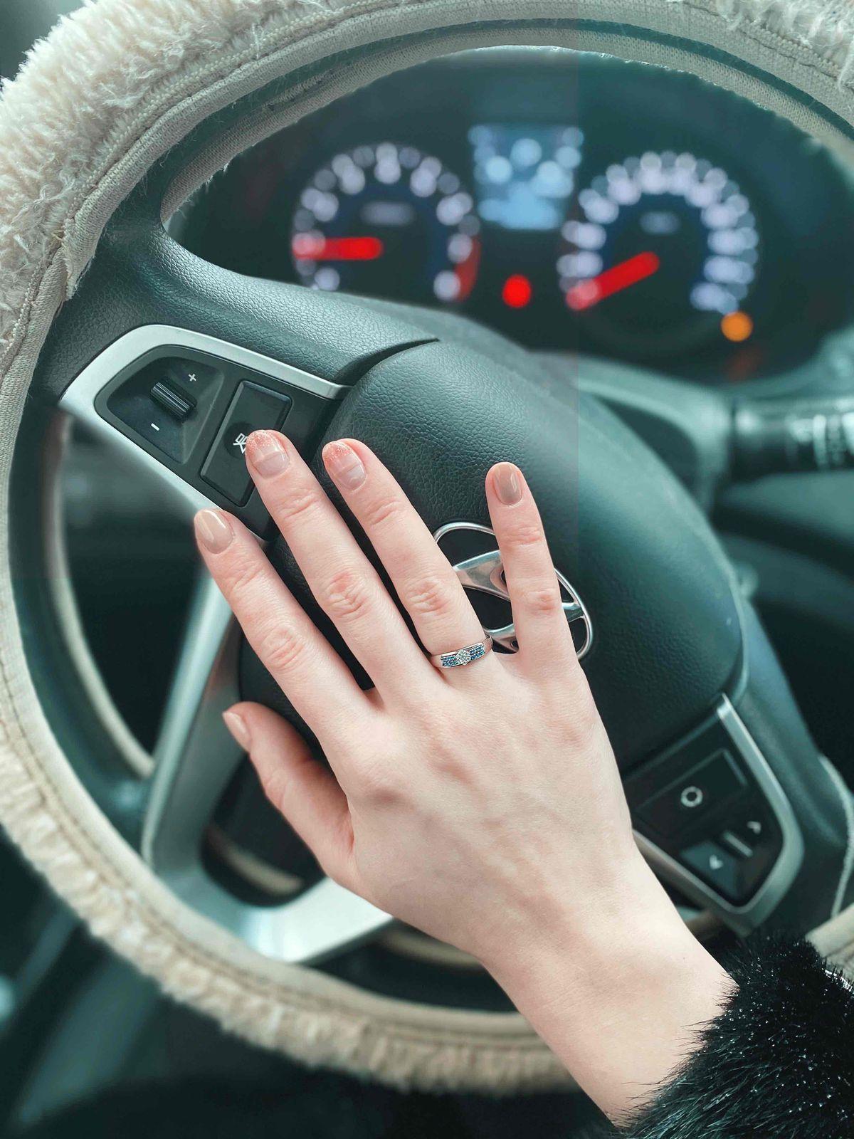 Отличное кольцо для помолвки