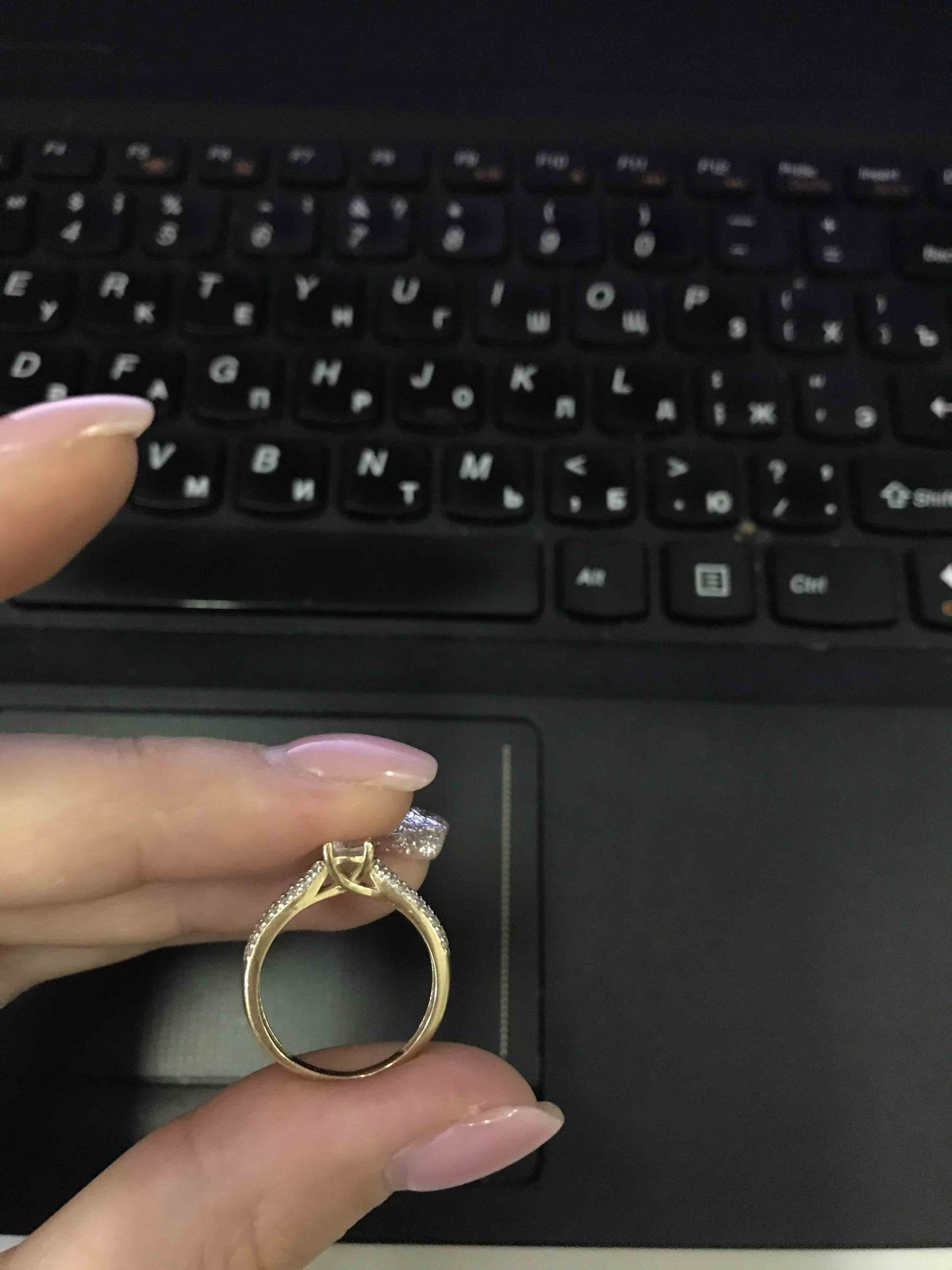 Кольцо мечты 🤩