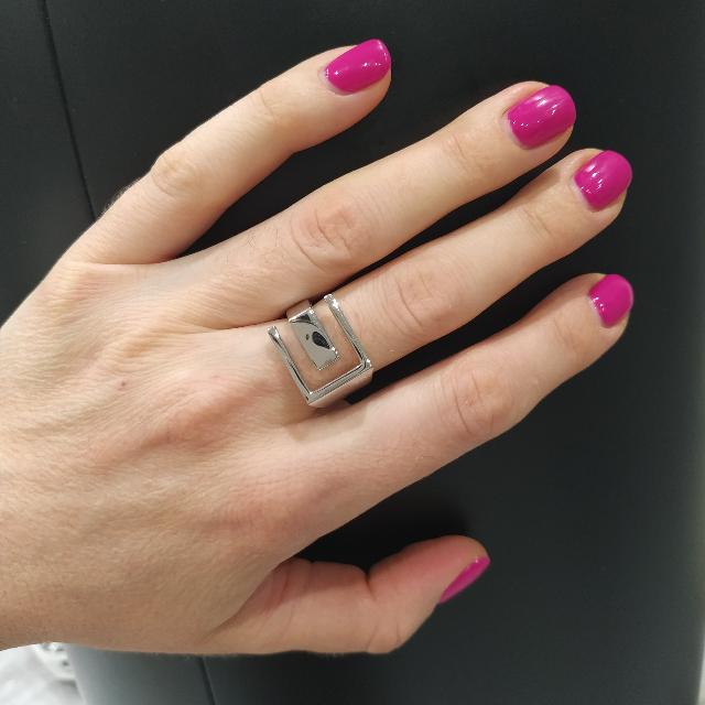 Мощное стильное кольцо!