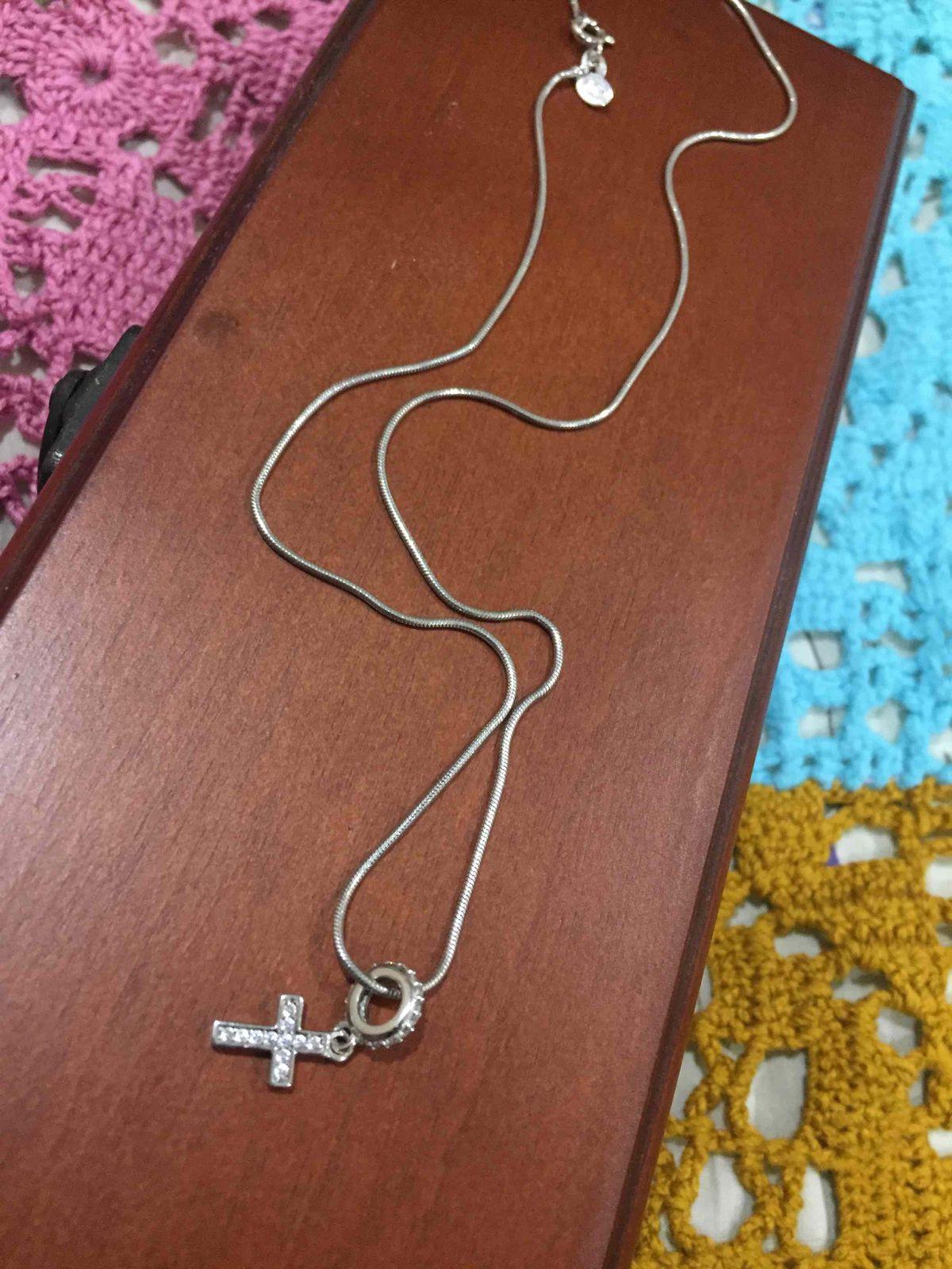 Долго искала себе серебрянный крестик - Sunlait как всегда выручил !!!!!!!!