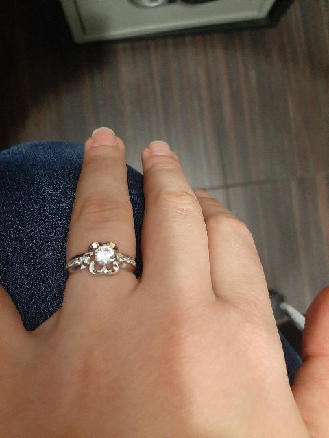 Мне очень нравиться кольцо!