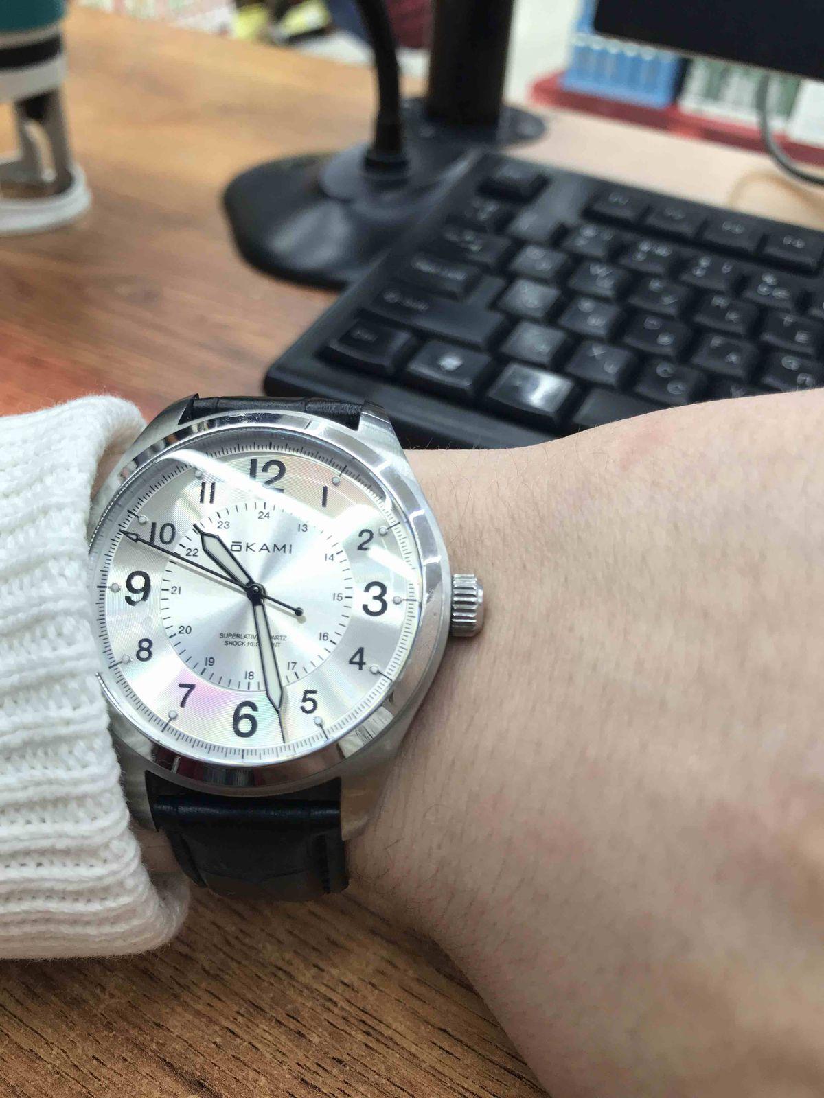 Отличный часы , за свои деньги