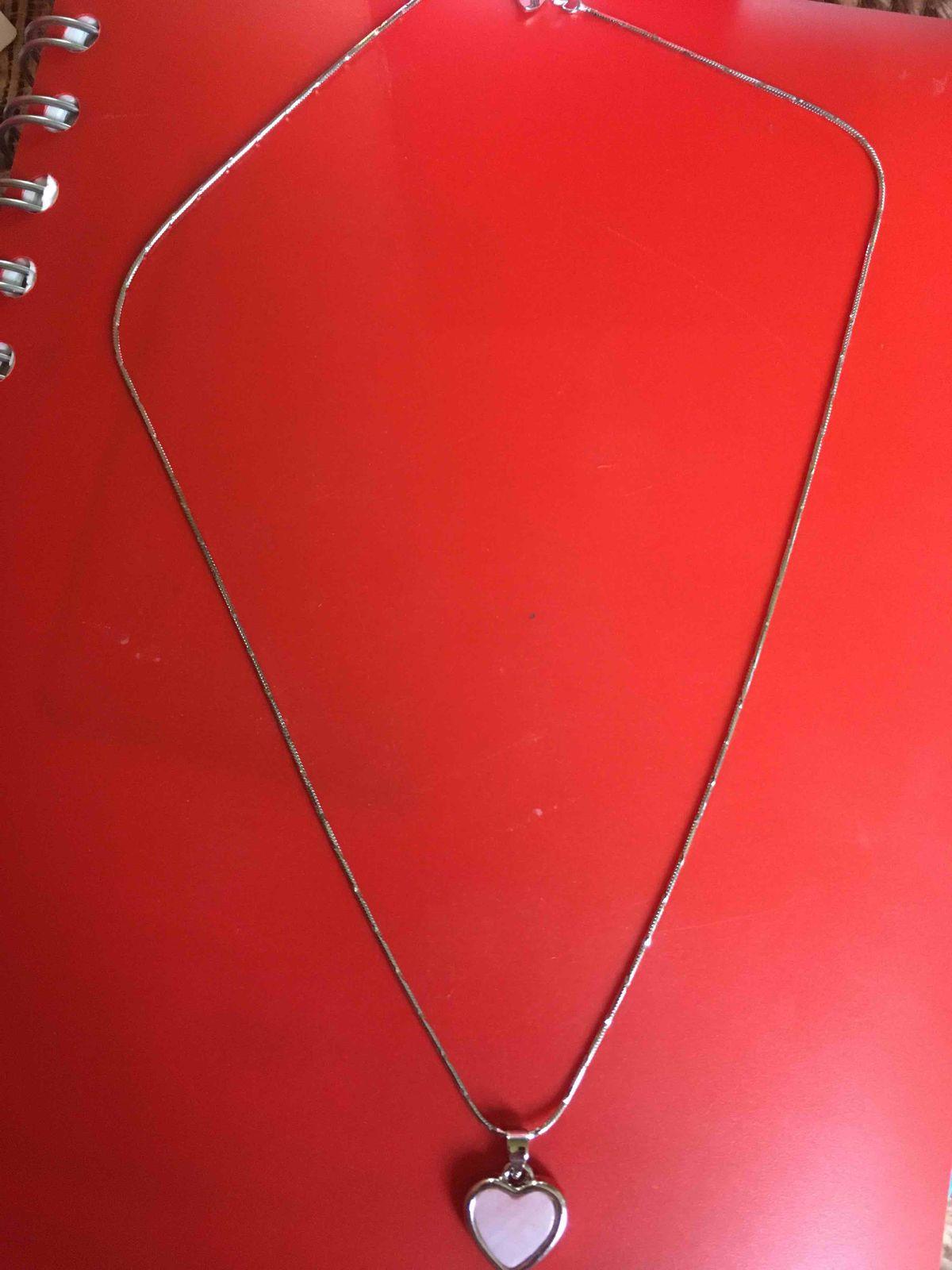 Серебренная цепочка
